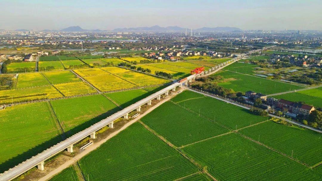 杭州云城建设最新进展!西站8月底站房主体结顶!图1