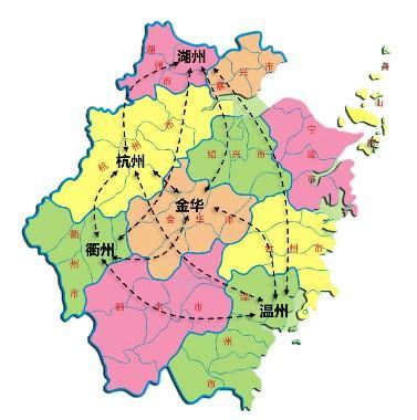 """杭州、湖州、温州、金华、衢州五市公安机关正式推出""""区域通办""""便民举措!图1"""