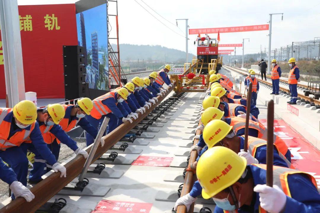 杭州经绍兴至台州铁路正式定名为杭台高速铁路,预计今年年底前具备开通运营条件!图3